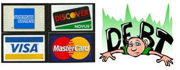 Credit cards and debt trap