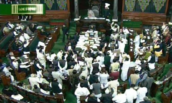 Winter Session (2016)  of Parliament – A Complete Washout