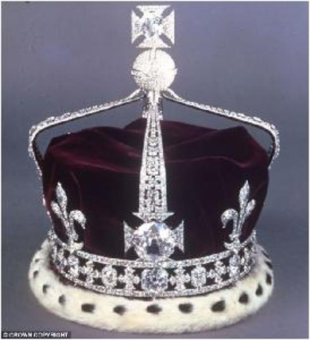 The Lord of the Diamonds – the Kohinoor