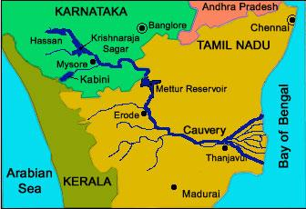 Bridge Over the Troubled Waters of Cauvery