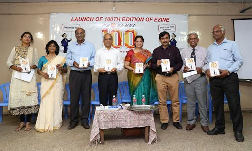 100th edition of ezine PreSense launched