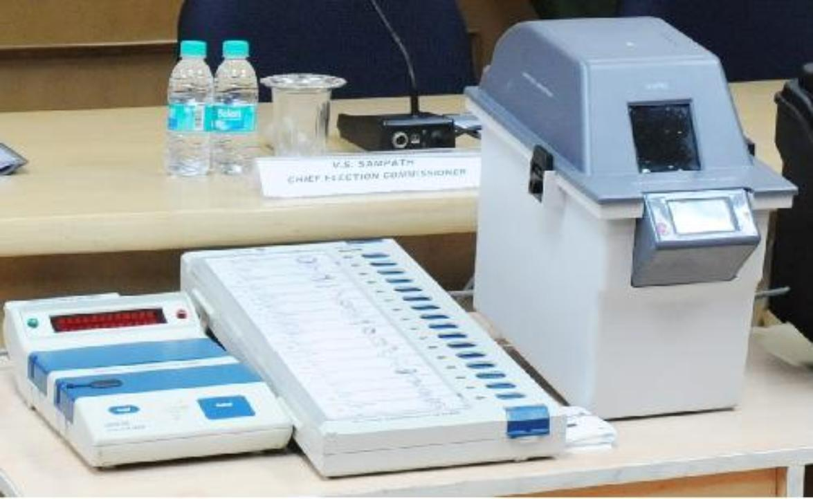 Electronic Voting Machines – Tampered or Tamper-proof?